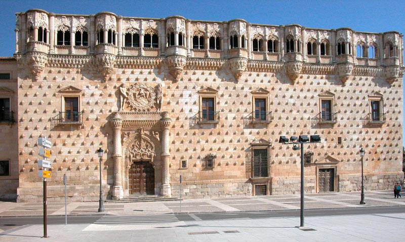 Palacio de los Duques del Infantado - Guadalajara